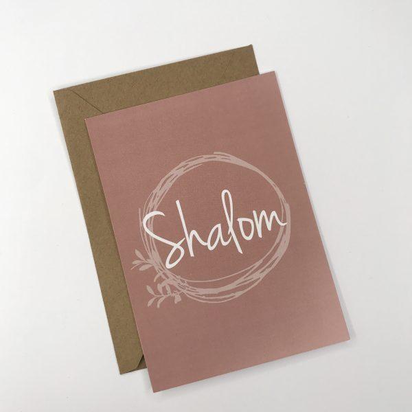 Shalom kaart